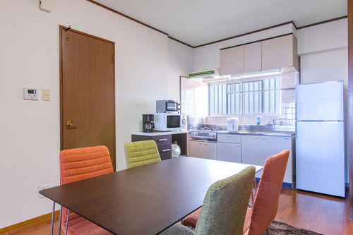 Furnished Kitchen in Okinawa